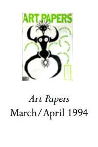 21-ArtPap march:April1994